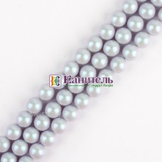 Crystal Round Pearl SWAROVSKI 5mm Iridescent Dreamy Blue /5810/