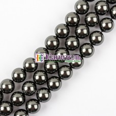 Crystal Round Pearl SWAROVSKI 3mm Black /5810/