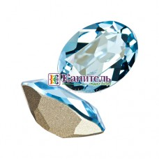 Fancy Stones SWAROVSKI 18x13mm Aquamarine /4120/