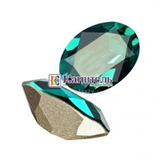 Fancy Stones SWAROVSKI 18x13mm Emerald /4120/