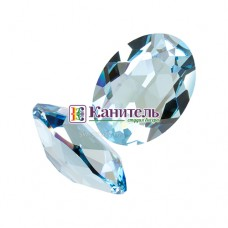 Fancy Stones SWAROVSKI 14x10mm Aquamarine Ignite /4120/