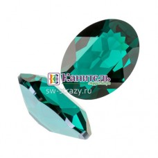 Fancy Stones SWAROVSKI 18x13mm Emerald Ignite /4120/