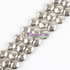 Crystal Pearl SWAROVSKI 14mm Light Grey /5842/