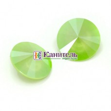 Rivoli SWAROVSKI 12mm Crystal Lime /1122/