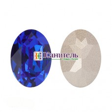 Fancy Stones SWAROVSKI 18x13mm Majestic Blue /4120/