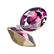 Fancy Stones SWAROVSKI 18x13mm Ametist /4120/
