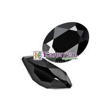 Fancy Stones SWAROVSKI 18x13mm Jet /4120/